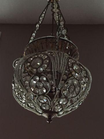 Large chandelier | indoor lighting, fans | Kingston | Kijiji