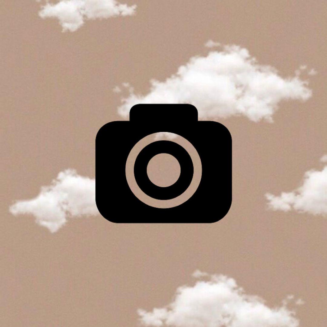 Ios14 App Icon Cover Camera In 2020 App Icon Ios Icon App Covers
