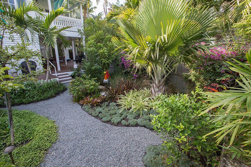 tropical landscape design small