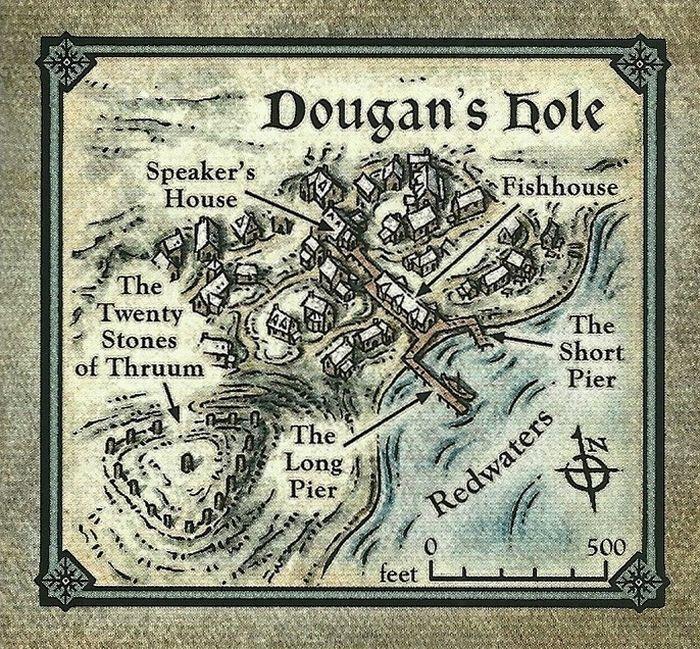 Icewind Dale - Dougan's Hole