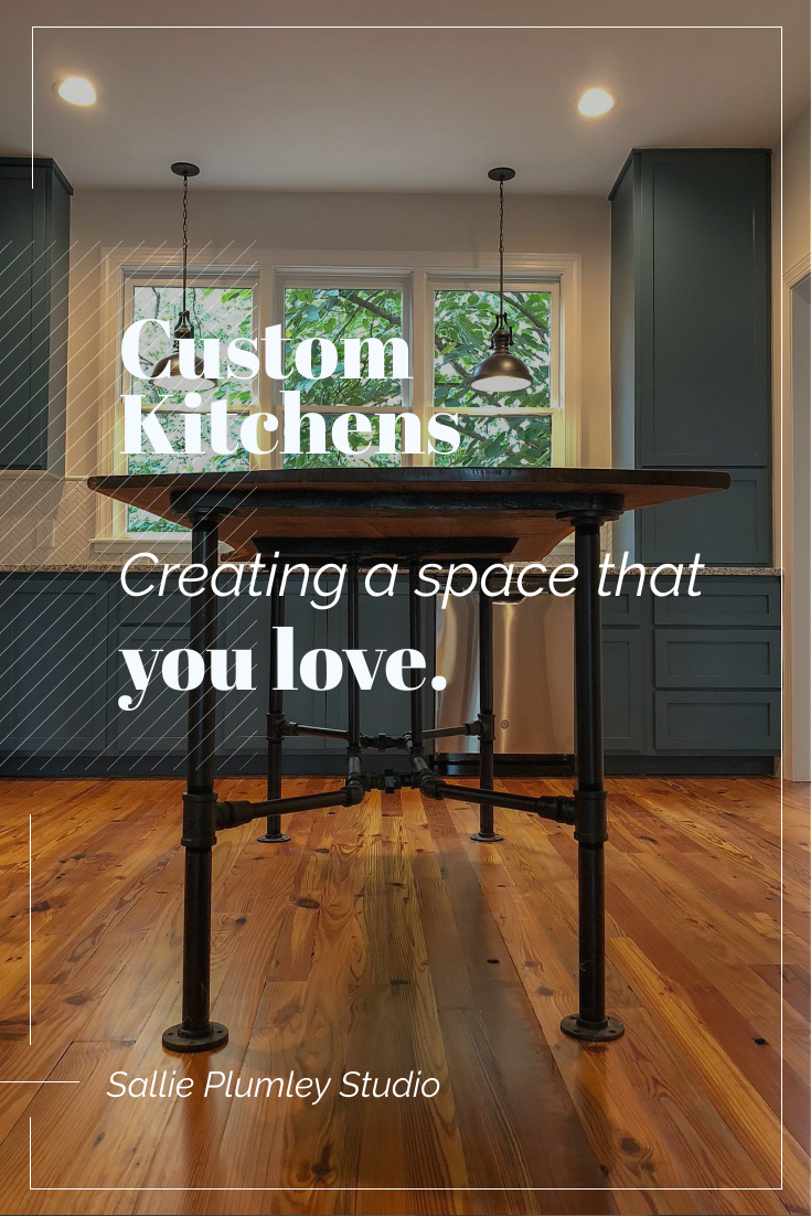 Modern Wooden Kitchen Islands And Tables Women Owned Business Handcrafted With Integrity Learn More At Sallieplumleystu Wooden Kitchen Live Edge Furniture Breakfast Nook Table