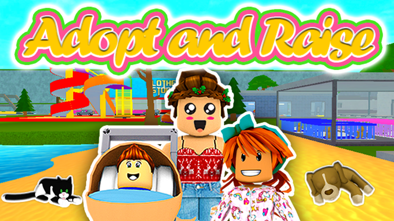 Adopt And Raise A Baby Roblox Adoption Design Your Own Home Infant Adoption