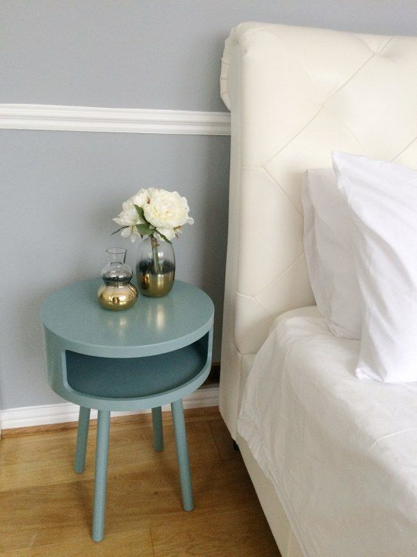 Best Retro Blue Green Bedside Table From Habitat Style Is 400 x 300
