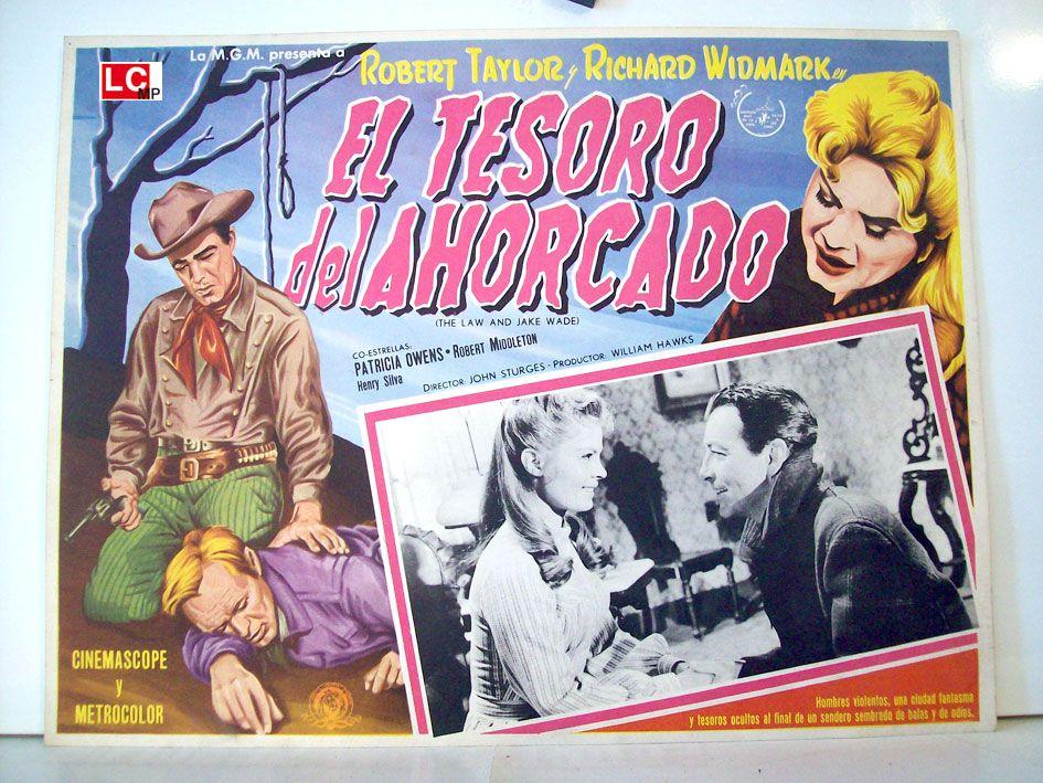 EL TESORO DEL AHORCADO - The Law and Jake Wade