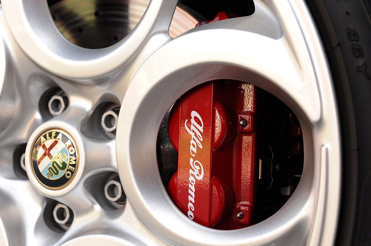 2013 Alfa Romeo 4C.