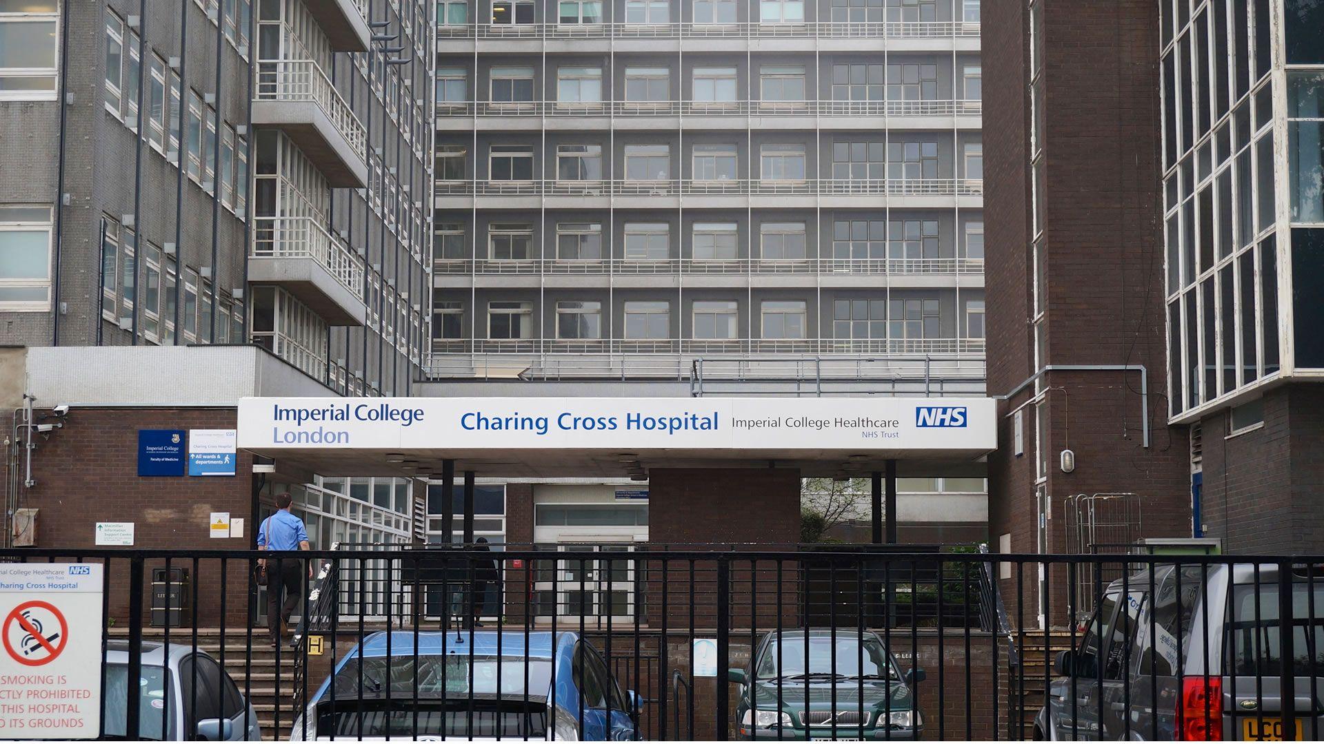 Charing Cross Hospital (Londres) - Por Ted Eytan en Flickr in 2020 ...