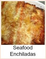 This seafood enchilada recipe, uses basa fish in the ingredients, but you can use any fish you prefer or have to hand. Even canned tuna or salmon would be good - shrimp, crab - anything you like. I love mexican food, but I don't like minced beef and I get tired of chicken, so using fish is an ideal way to ring the changes.