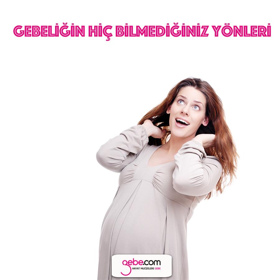 Bebeklerin anne karnında da ağladığını biliyor muydunuz? Bu ve daha fazlasıyla gebeliğin hiç bilinmeyen yönlerini sizler için derledik. ▶️goo.gl/S8w6go