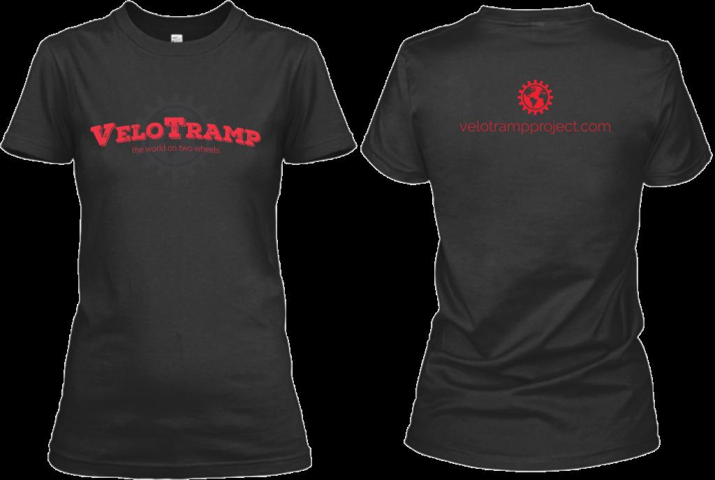 VeloTramp T-Shirt - Women