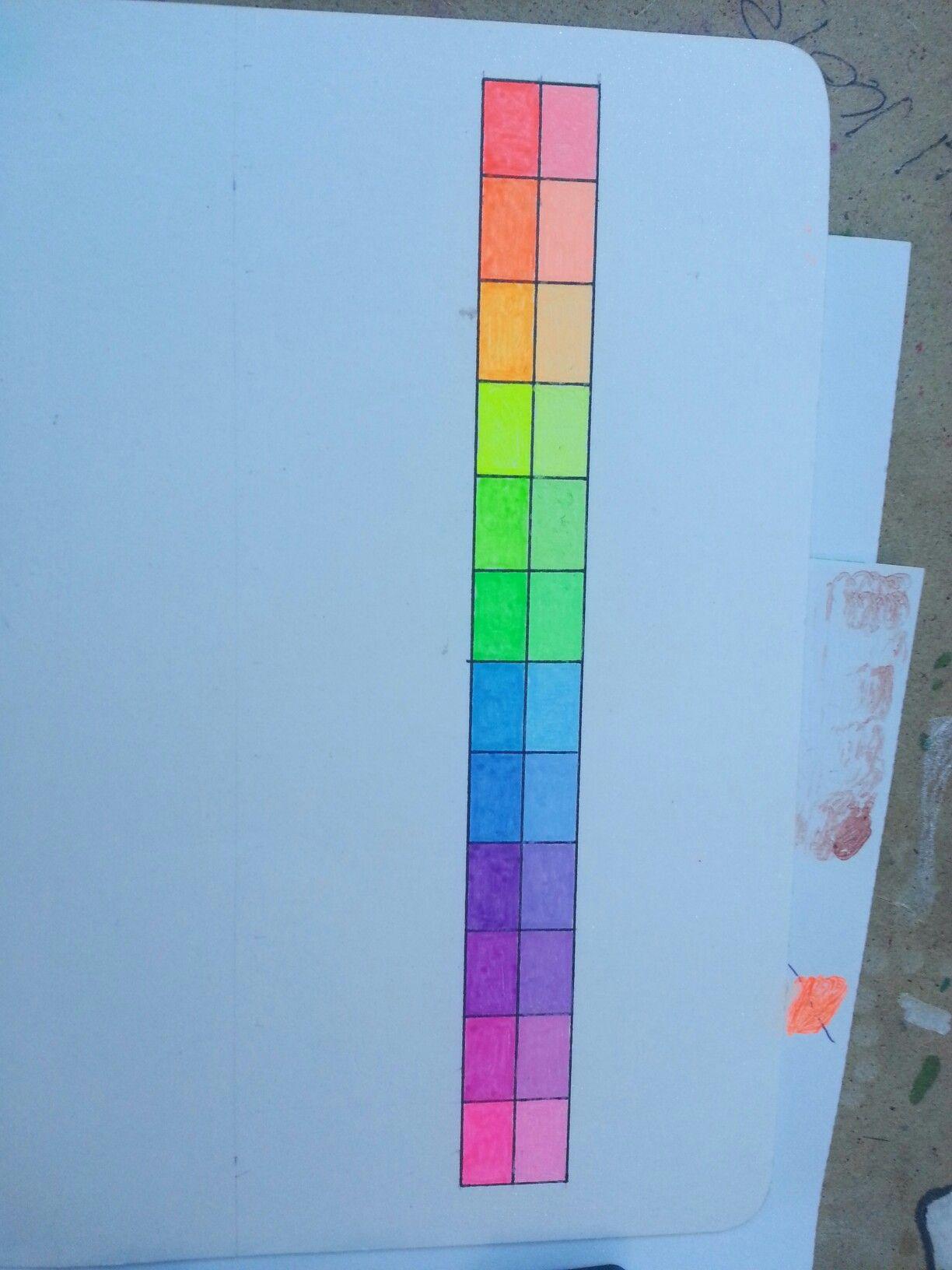 Kaisercraft kaisercolour kaiser gel pens neon and pastel writing – Sample Css Color Chart