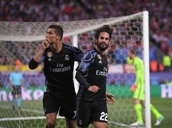 Ronaldo Isco Real Madrid Realmadrid Castilla Champions Cristiano Ronaldo Real Madrid Champions League Final