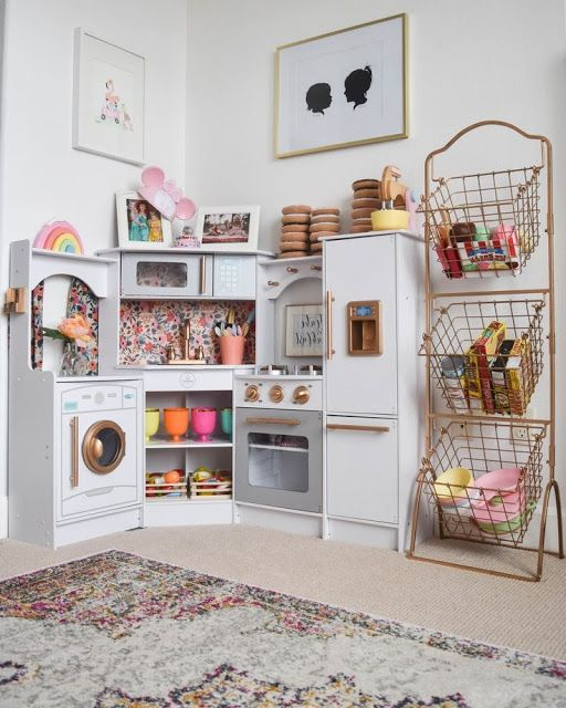 Play Kitchen For Older Child Kids Rooms Diy Girl Room Girls