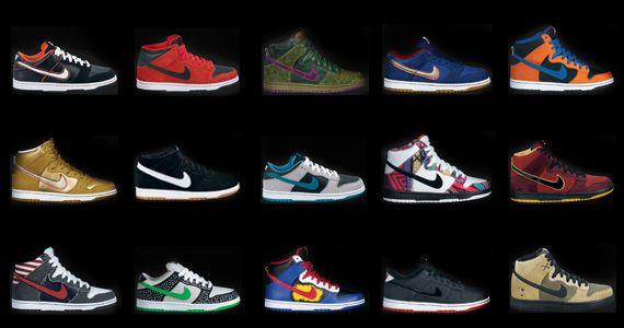 Viaje Abundancia Desviación  Nike (SB) Skateboarding - SneakerNews.com   Nike, Nike sb, Sneakers nike