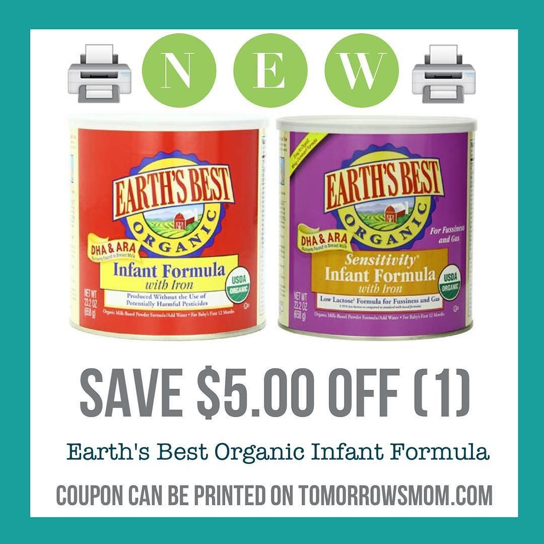 printable earths best coupons