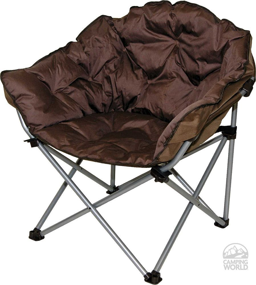 GREAT OUTDOOR CHAIR! Great for camping...stores easily!