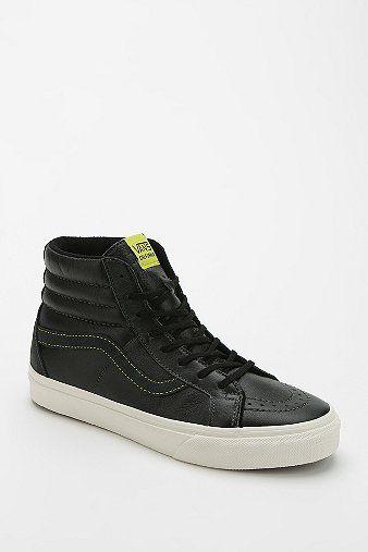 2b3e84fcf4767d Vans Sk8-Hi Leather Women s High-Top Sneaker