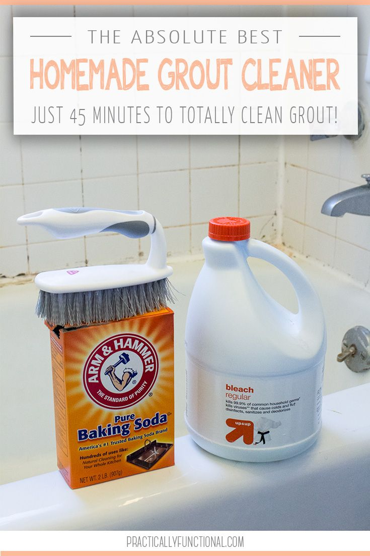 How to clean grout with a homemade grout cleaner homemade grout how to clean grout with a homemade grout cleaner dailygadgetfo Image collections