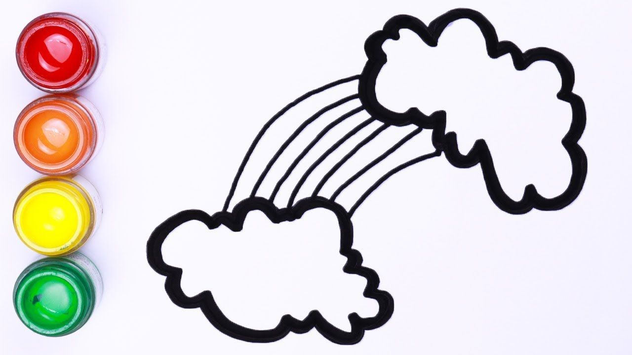 Cara Menggambar Cloud