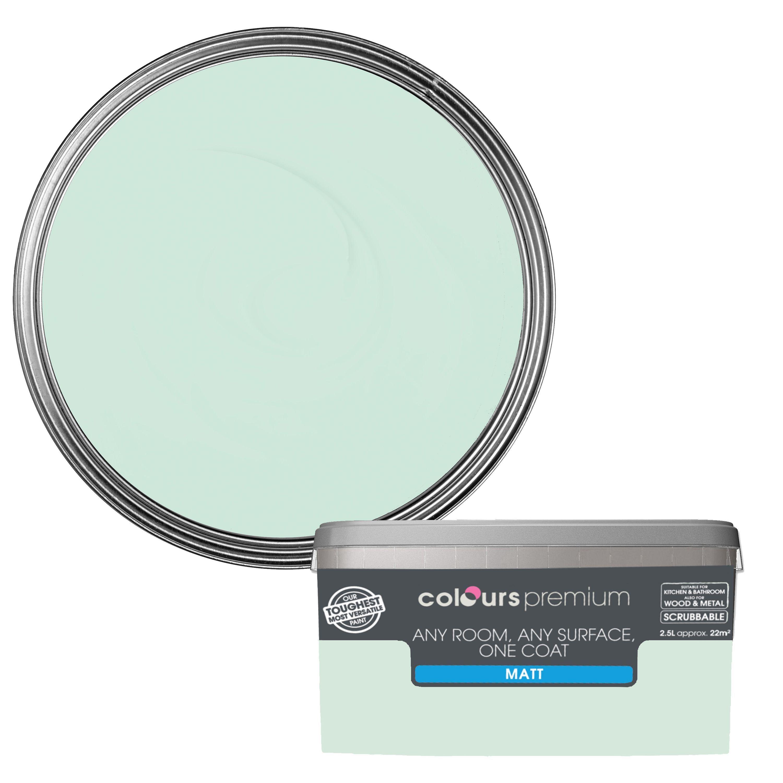 Rust Oleum Duck Egg Chalky Effect Matt Furniture Paint 125ml Departments Diy At B Q Flat Decor B Q Colours