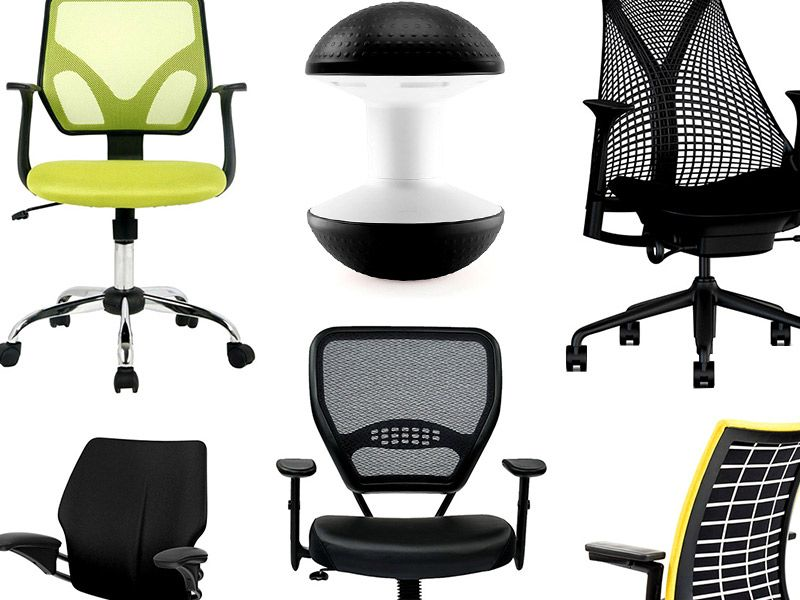 11 smart office chairs that won t hurt your back desks office