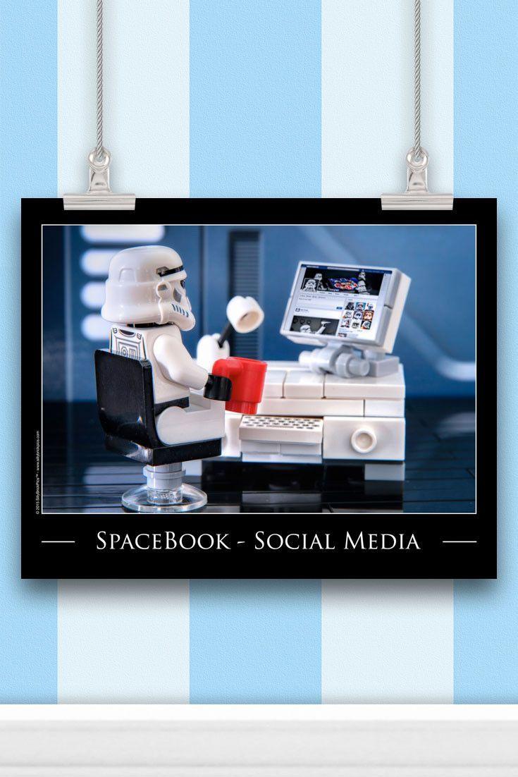 Star Wars™ LEGO® Art U0026 Pop Culture Novelties   Fun, Colorful Kids Room Decor    Prints, Posters, Phone Cases   Wonderfully Unique, Humorous Gift Ideu2026