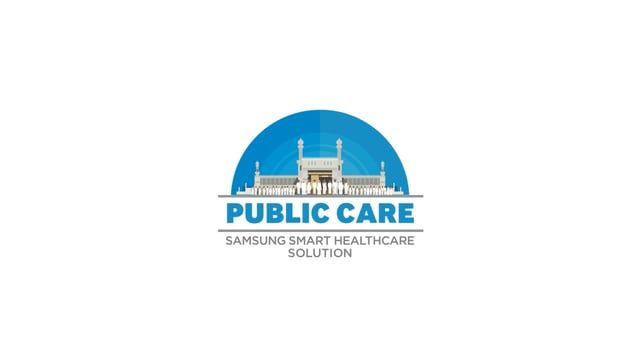 Samsung healthcare solution Story 1. Public Care