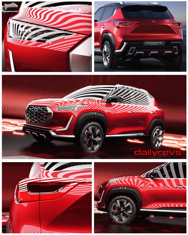 2021 Nissan Magnite Dailyrevs