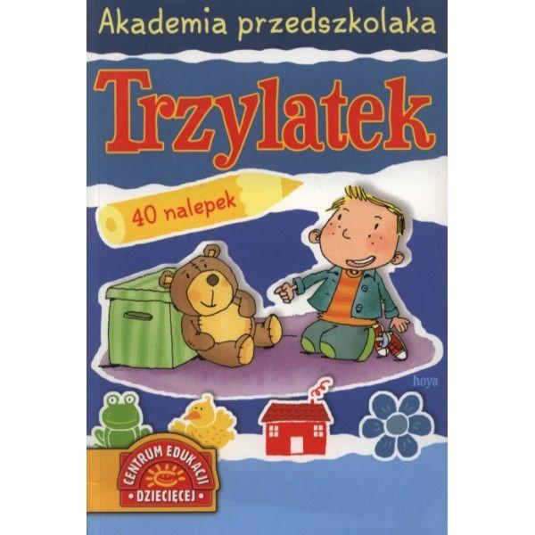 Akademia Przedszkolaka Trzylatek Wydawnictwopublicat