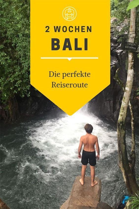Bali 2 Wochen