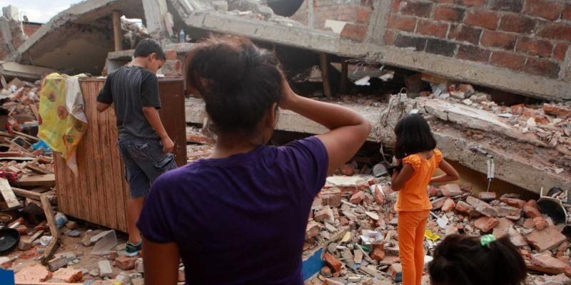Banco Mundial concede 150 millones de dólares a Ecuador por el terremoto   EL REPORTERO   La nueva forma de informarse