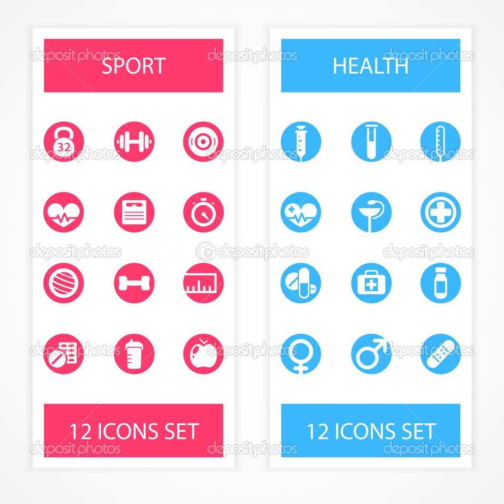 depositphotos basic health and fitness icons jpg  depositphotos 22327283 basic health and fitness icons jpg 1