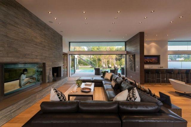 Maison contemporaine   Design och Salons