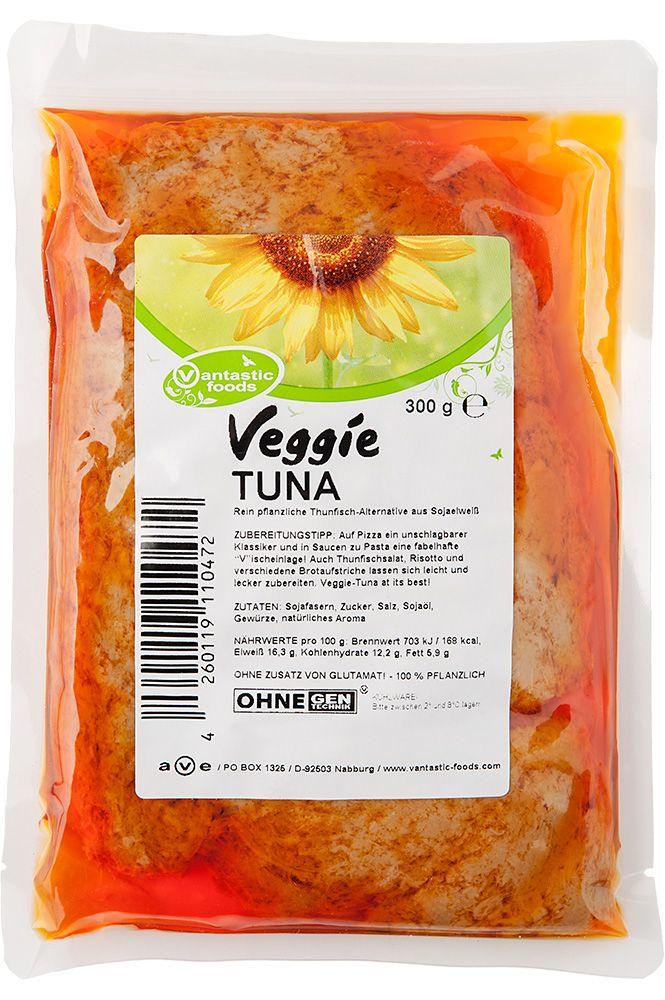VEGGIE TUNA (Thunfisch) 300g