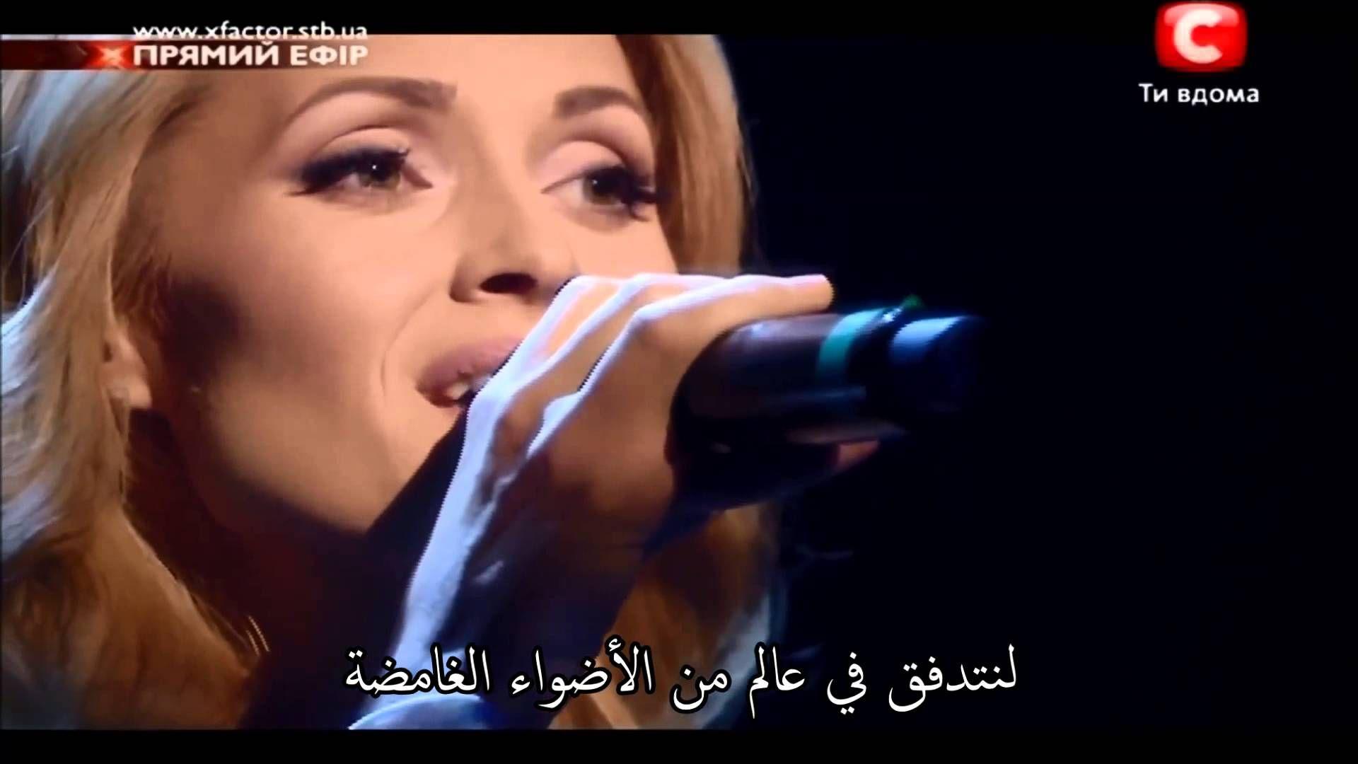 Aida Nikolajchuk Aida Nikolaichuk عايدة نيكولاي شوك Lullaby التهويدة Arabic Sub Hd1080p Youtube Lullabies My Favorite Music Songs