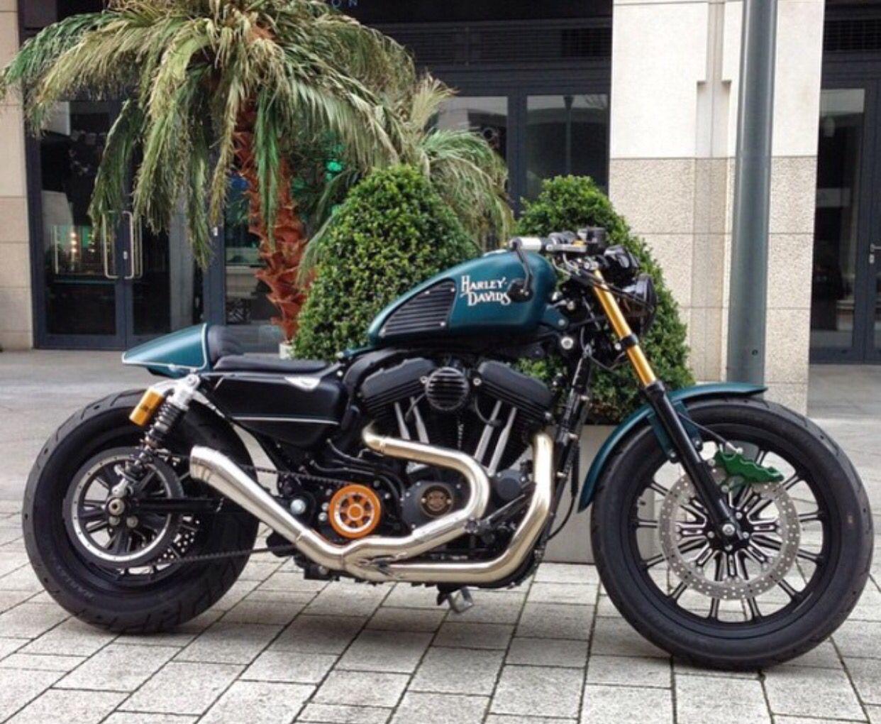 Harley Davidson sportster motorcycle HarleyDavidsonTrike