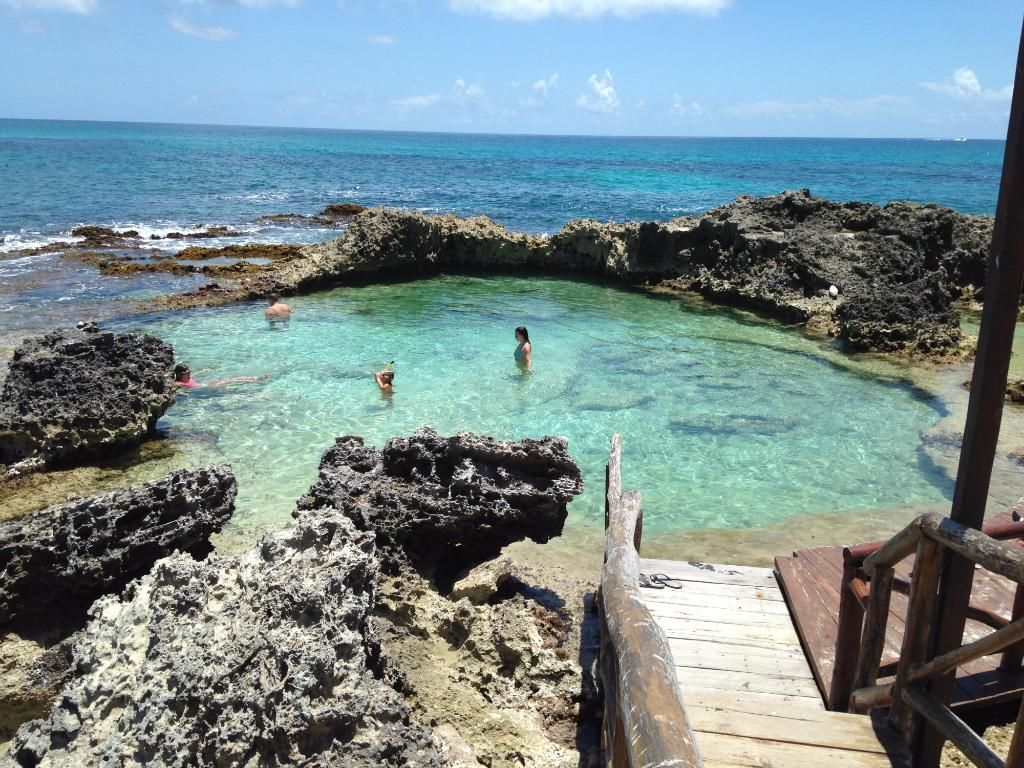 cd69511fa622 King's Pool | Isla Mujeres | Mexico travel, Mexico resorts, Mexico ...