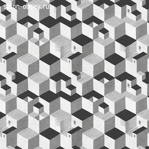 Обои M.C.Escher Jannelli&Volpi 23151 купить с доставкой в ...