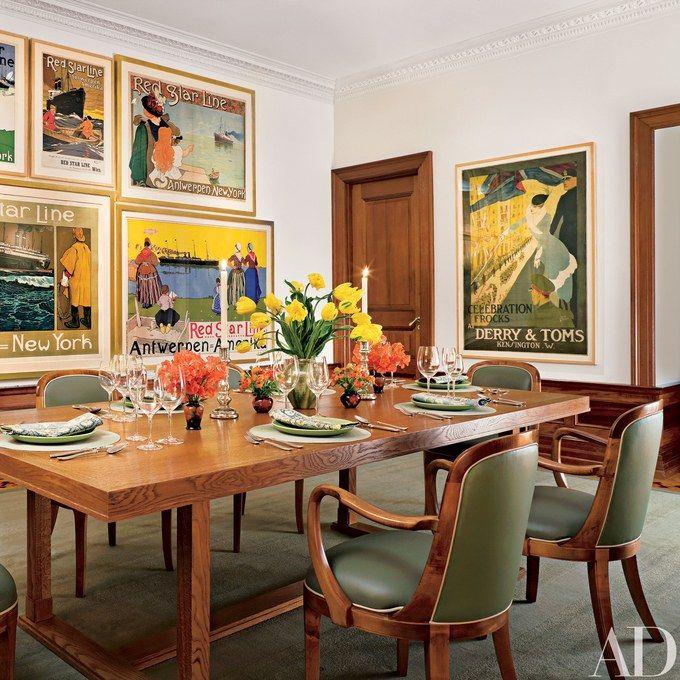 Estée Lauder Chairman Leonard Lauder's ArtFilled New York