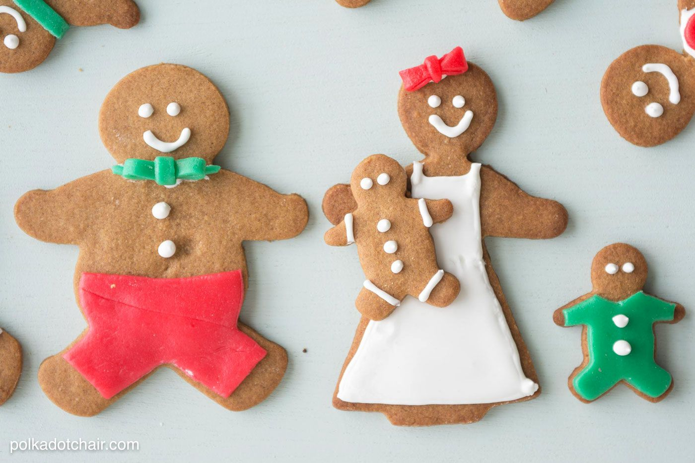Our Favorite Gingerbread Cookie Recipe Gingerbread Cookies