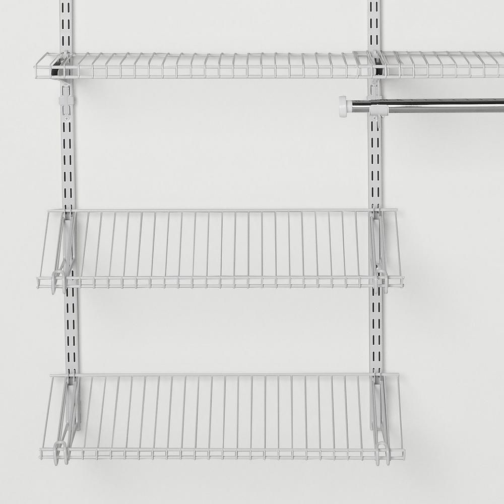 Rubbermaid 12 In D X 26 In W X 4 5 In H Configurations White