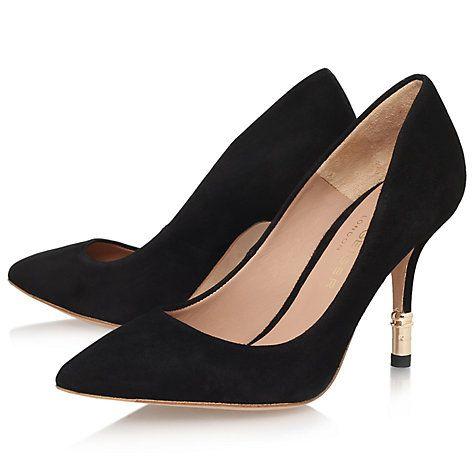 Buy Kurt Geiger Charing High Heeled Stiletto Court Shoes Online at  johnlewis.com