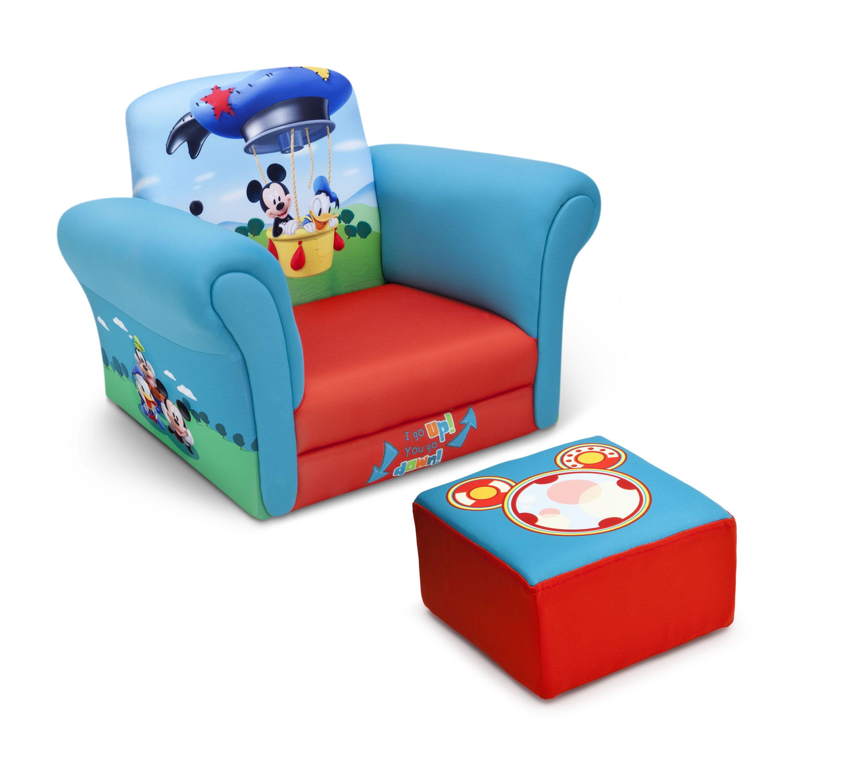 Kinder Sessel Und Hocker