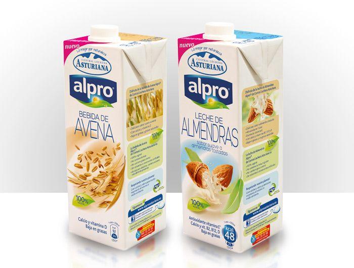 Bebida de Avena y Leche de Almendras Alpro - SmileBox  http://www.smile-box.es/producto/bebida-de-avena-y-leche-de-almendras-alpro