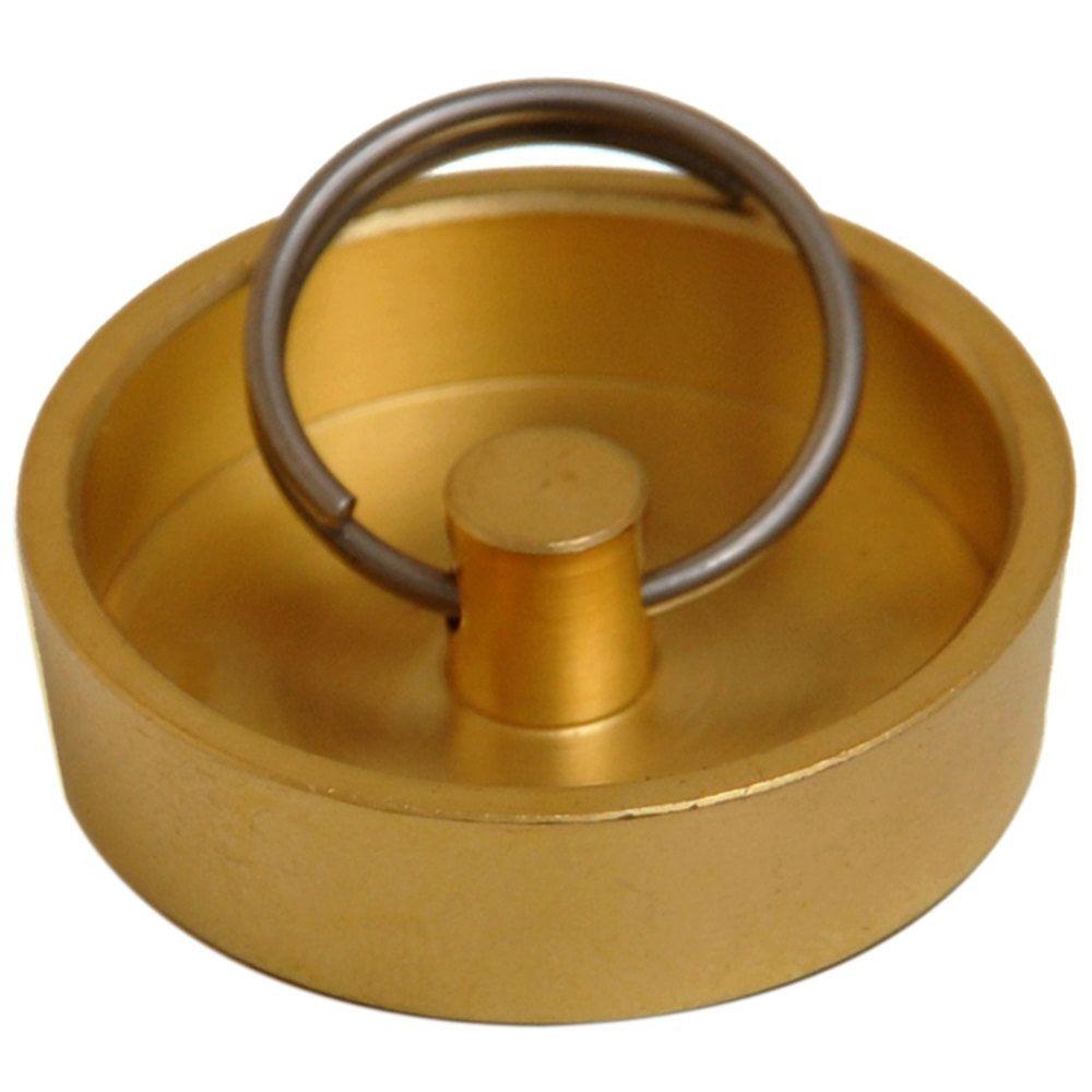 Eagle Group Gas Steam Table Brass Drain Plug - Eagle group steam table