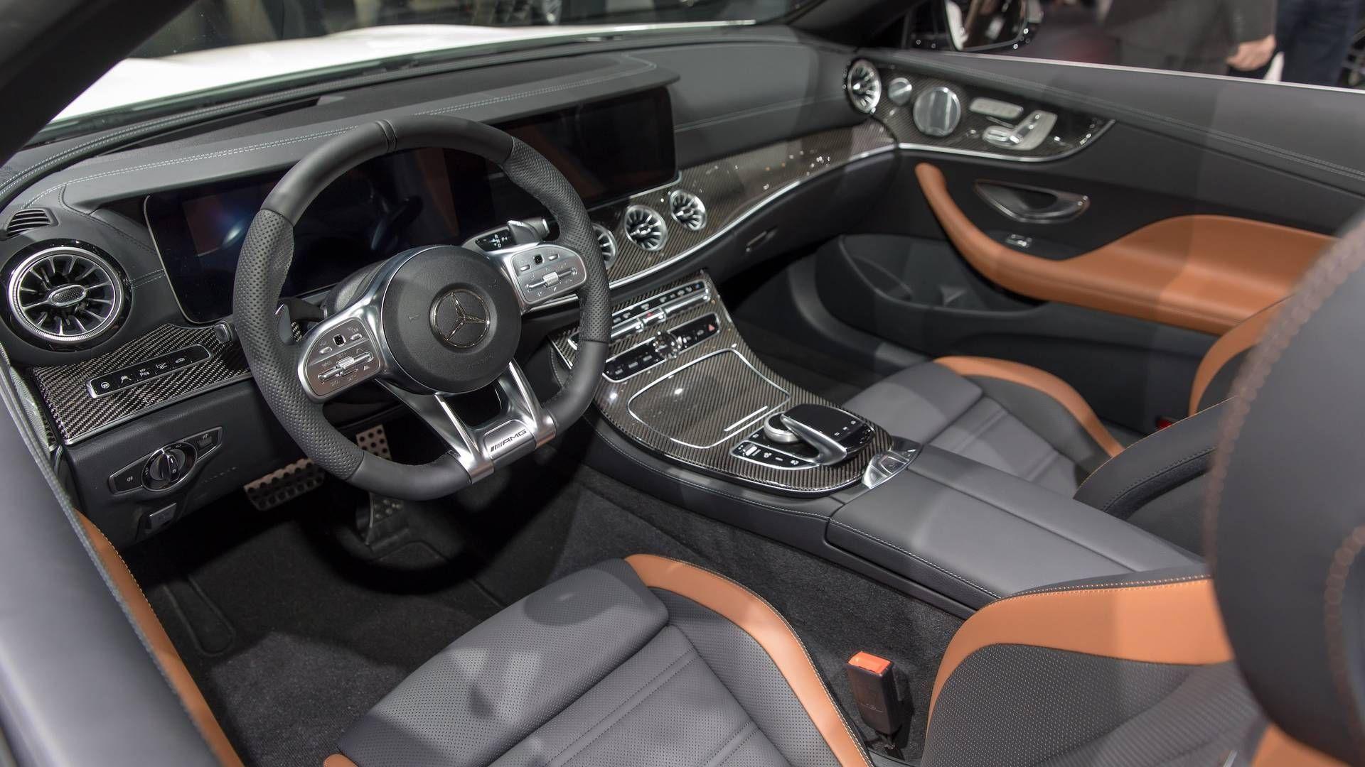 2019 Mercedes Amg E53 Coupe And Cabriolet Motor1 Com Photos