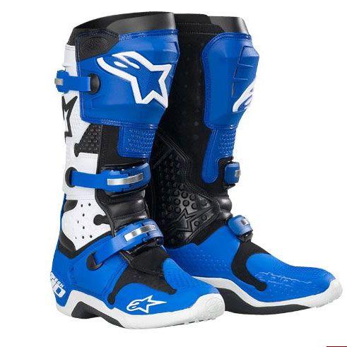 Alpinestars Tech 10 Motocross Mx Boots Boots Motocross Gear