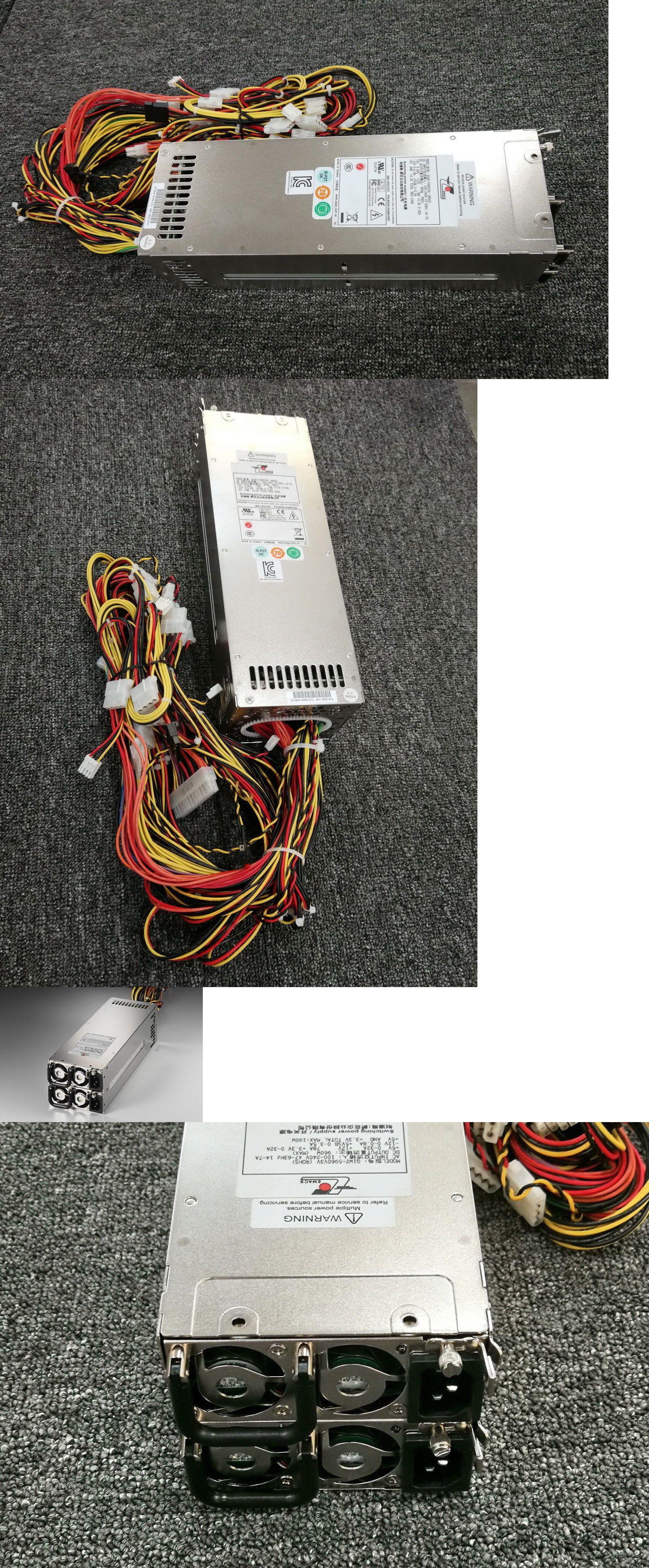 Server Power Supplies 56090 New G1w2 5960v3v Redundant Power Supply Zippy 960w G1w2 5960v3v For 2u 5u Buy It Now Only 93 On Eb Power Supply Power Ebay
