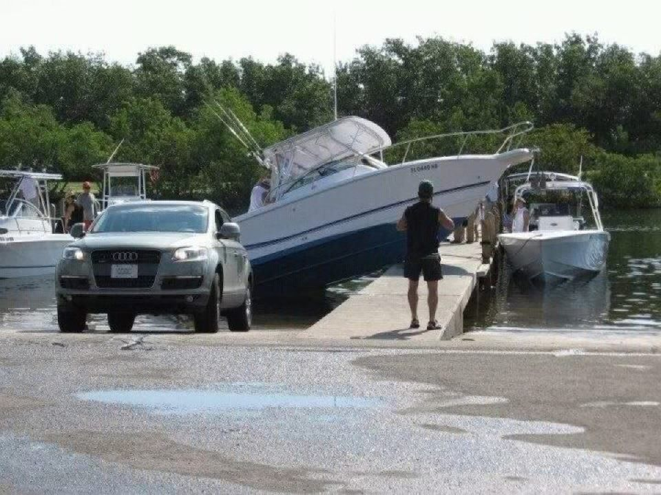 Funny Boat Ramp | Gotta Love Boat Ramps - Page 3 - The Hull