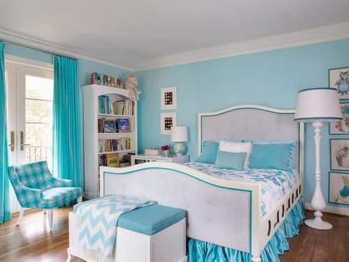 Dream Bedrooms For Teenage Girls Blue Stylish Design Tiffany Room