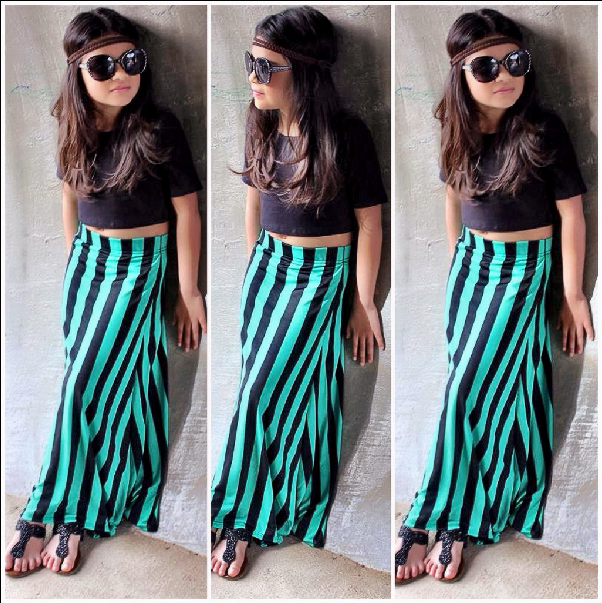 ac04ebcd0b kids fashion #girl #maxi skirt | •♥• тoo cυтe •♥• | Kids fashion ...